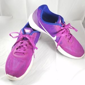Nike Athletic Shoes Running Sneakers Mesh 9.5